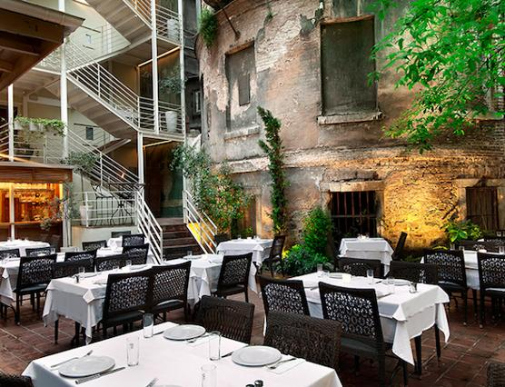 Restaurants With Beautiful Gardens And Terraces